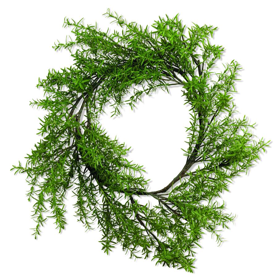 21 Inch Rosemary Wreath