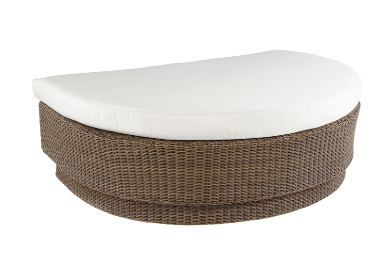 Kingsley-Bate Carmel Deep Seating Daybed Ottoman