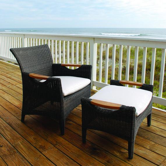 Kingsley-Bate Culebra Club Chair