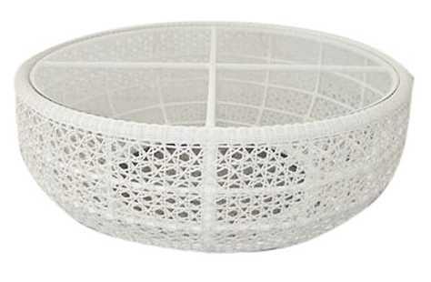 Barlow Tyrie Kirar Woven 42� Circular Coffee Table