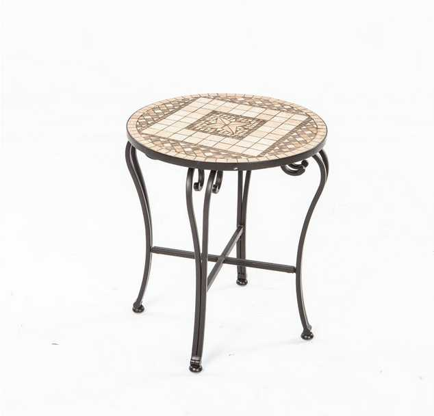 Alfresco Home Basilica Patio Side Table