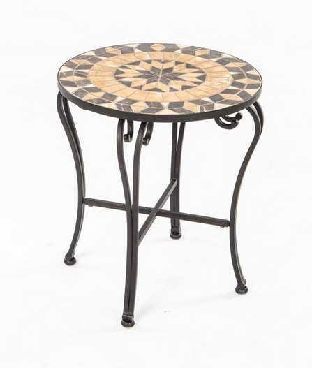 Alfresco Home Loretto Patio Side Table