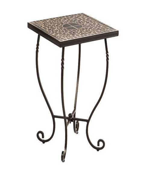 Alfresco Home Vulcano Plant Stand