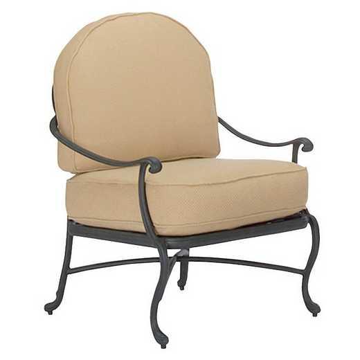 Landgrave Sarbone Lily Aluminum Arm Lounge Chair