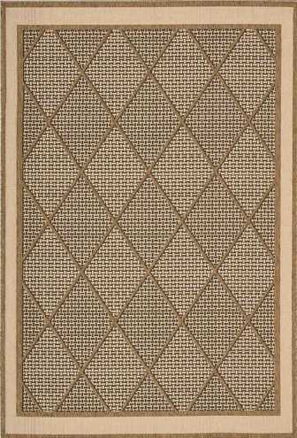Nourison Indoor/Outdoor Eclipse Green Rug