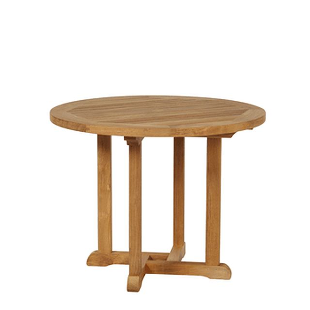 Barlow Tyrie Edinburgh Teak 36� Circular Dining Table