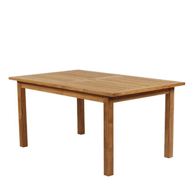 Barlow Tyrie Monaco Teak Rectangular Dining Table