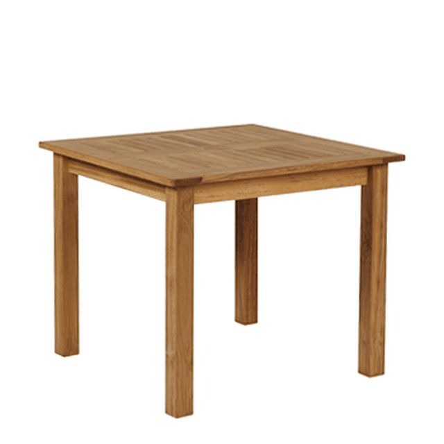 Barlow Tyrie Windsor Teak 32� Rectangular Dining Table
