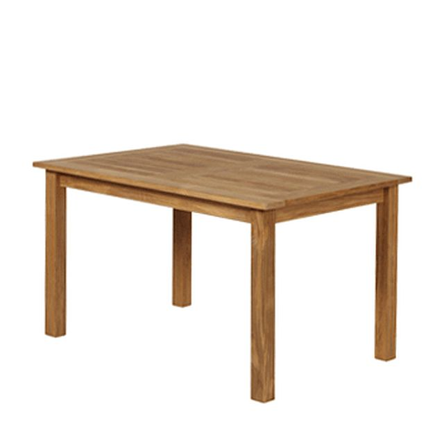 Barlow Tyrie Windsor Teak 47� Rectangular Dining Table