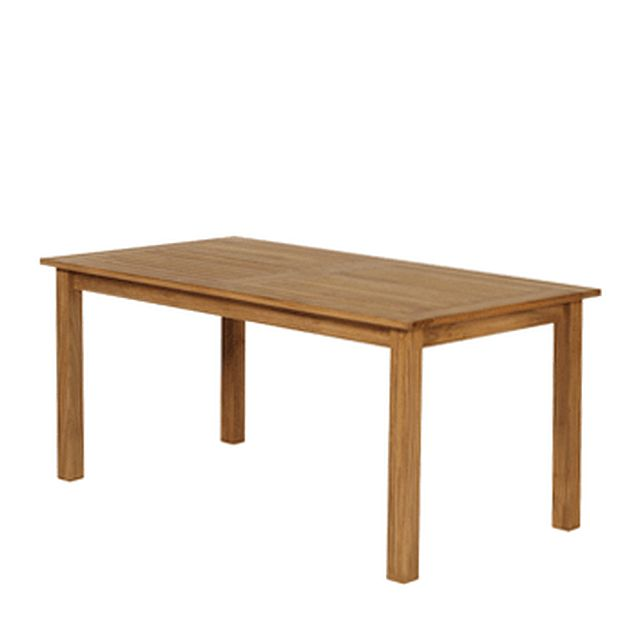 Barlow Tyrie Windsor Teak 59� Rectangular Dining Table