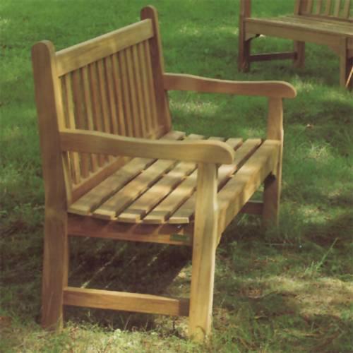 Barlow Tyrie Glenham Teak 5′ Bench