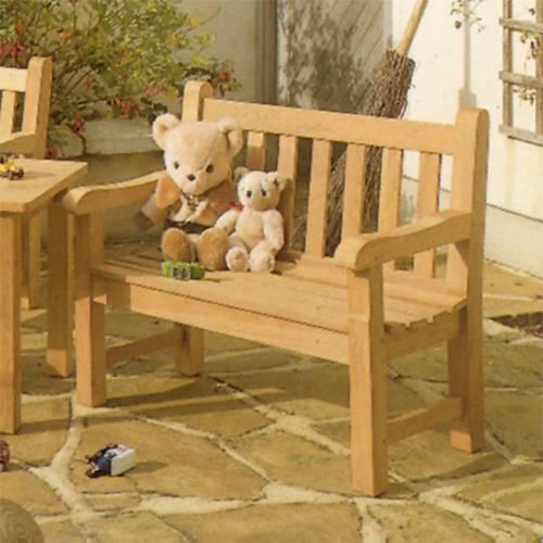 Barlow Tyrie Glenham Teak Junior Children's Seat