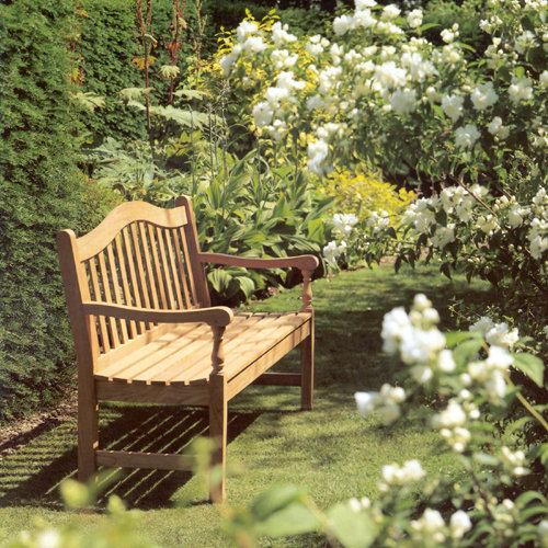 Barlow Tyrie Waveney 5′ Teak Bench