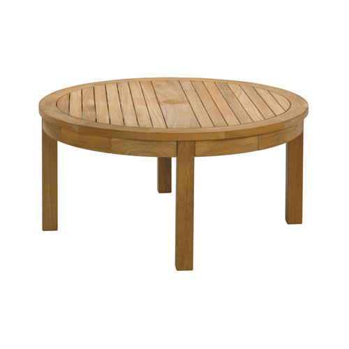 Barlow Tyrie Haven Teak Circular Table, 39�