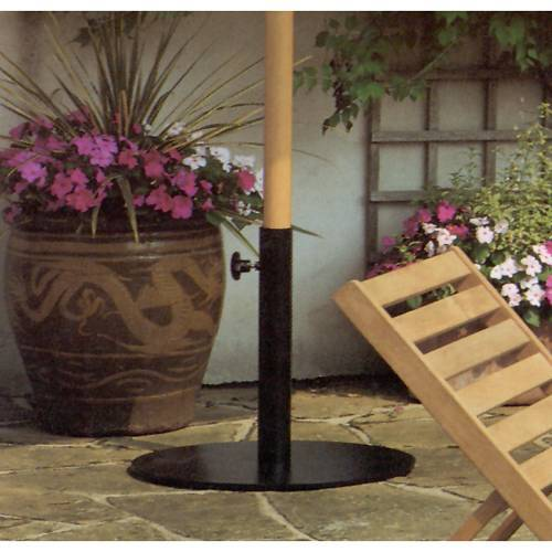 Barlow Tyrie Large Parasol Base for 2.5� poles