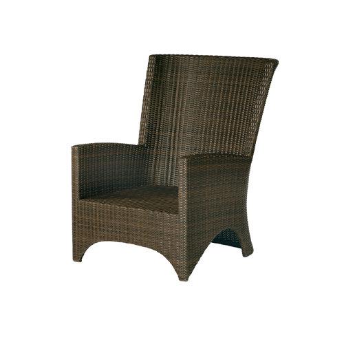 Barlow Tyrie Savannah Woven Deep Seating Armchair