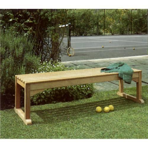 Barlow Tyrie Wimbledon 5' Teak Bench