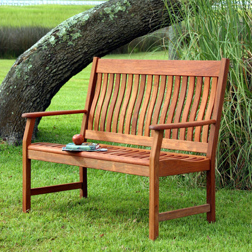 New River Southern Charm Brazilian Cherry 4′ Bench