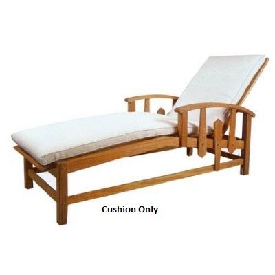 Kingsley-Bate Amalfi Chaise & Poolside Chaise Cushion