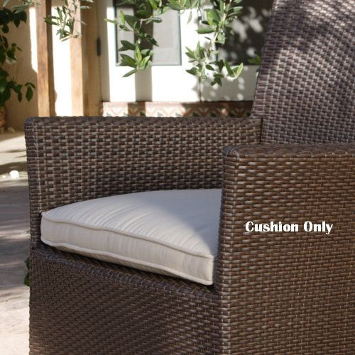 Kingsley-Bate Seat Cushion for Vieques Dining ArmChair