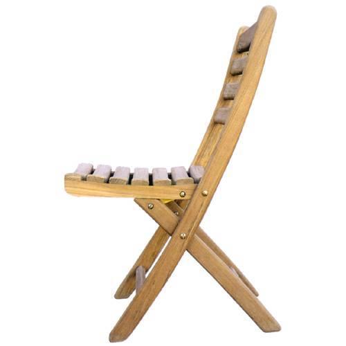Kingsley-Bate Gearhart Teak Folding Side Chair