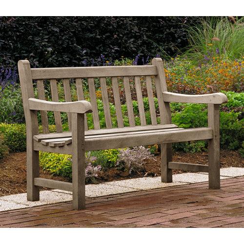 Kingsley-Bate St. George 4′ Teak Bench