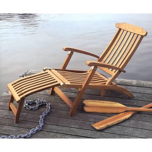Kingsley-Bate Teak Steamer Chair