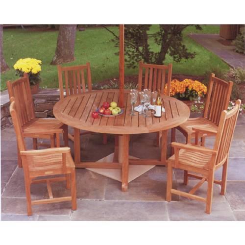 Kingsley-Bate Essex Teak Dining Table 60�
