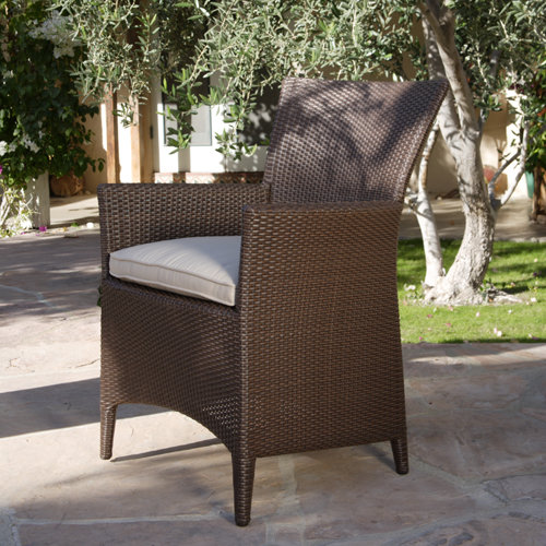 Kingsley-Bate Vieques Dining ArmChair