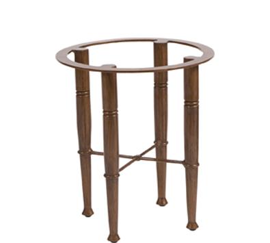 Arkadia Aluminum End Table Base