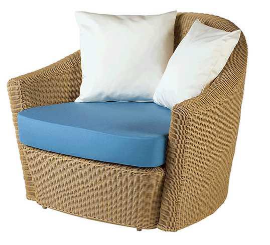 Barlow Tyrie Dune Woven Armchair