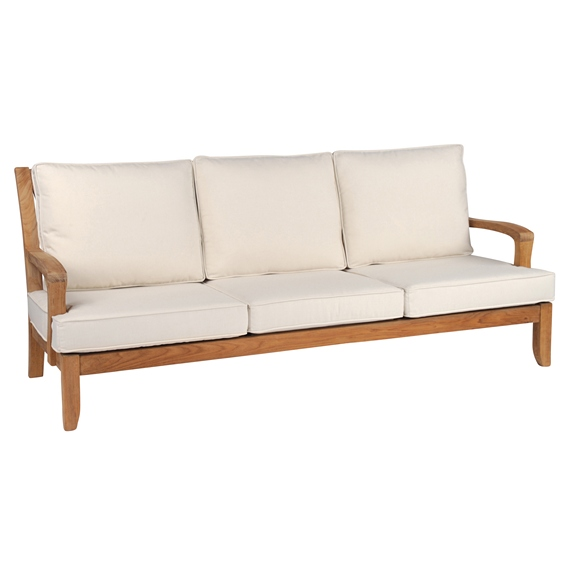 Kingsley-Bate Teak Somerset Deep Seating Sofa
