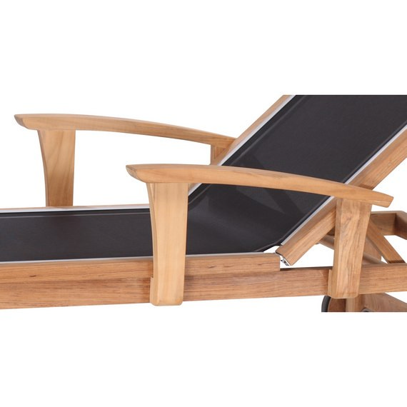 Kingsley-Bate St. Tropez Adjustable Chaise Lounge Arms