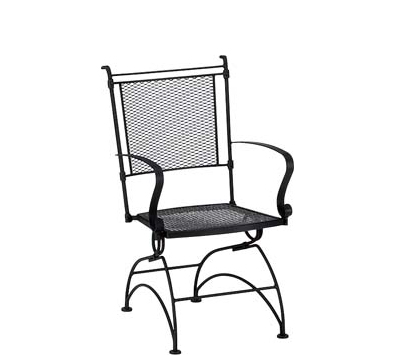 Bradford Coil Spring Dining Arm Chair
