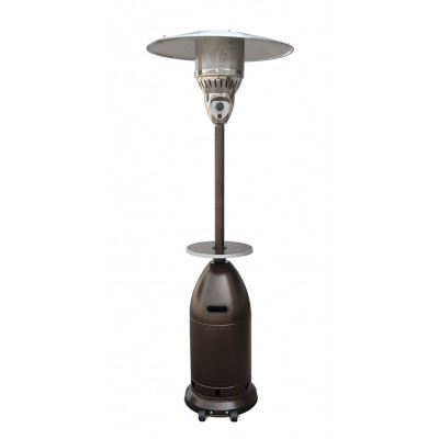 87 � Tall Tapered Heater with Table