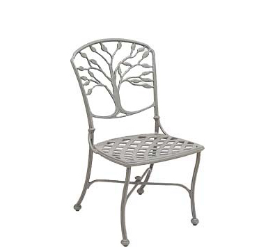Heritage Aluminum Dining Side Chair
