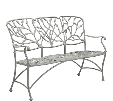 Heritage Aluminum Three – Seat Bench