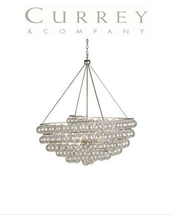 Currey & Company Stratosphere Chandelier