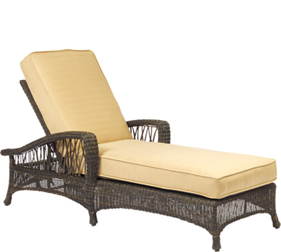 Serengeti Adjustable Chaise Lounge