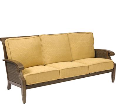 Del Cristo Wicker Sofa