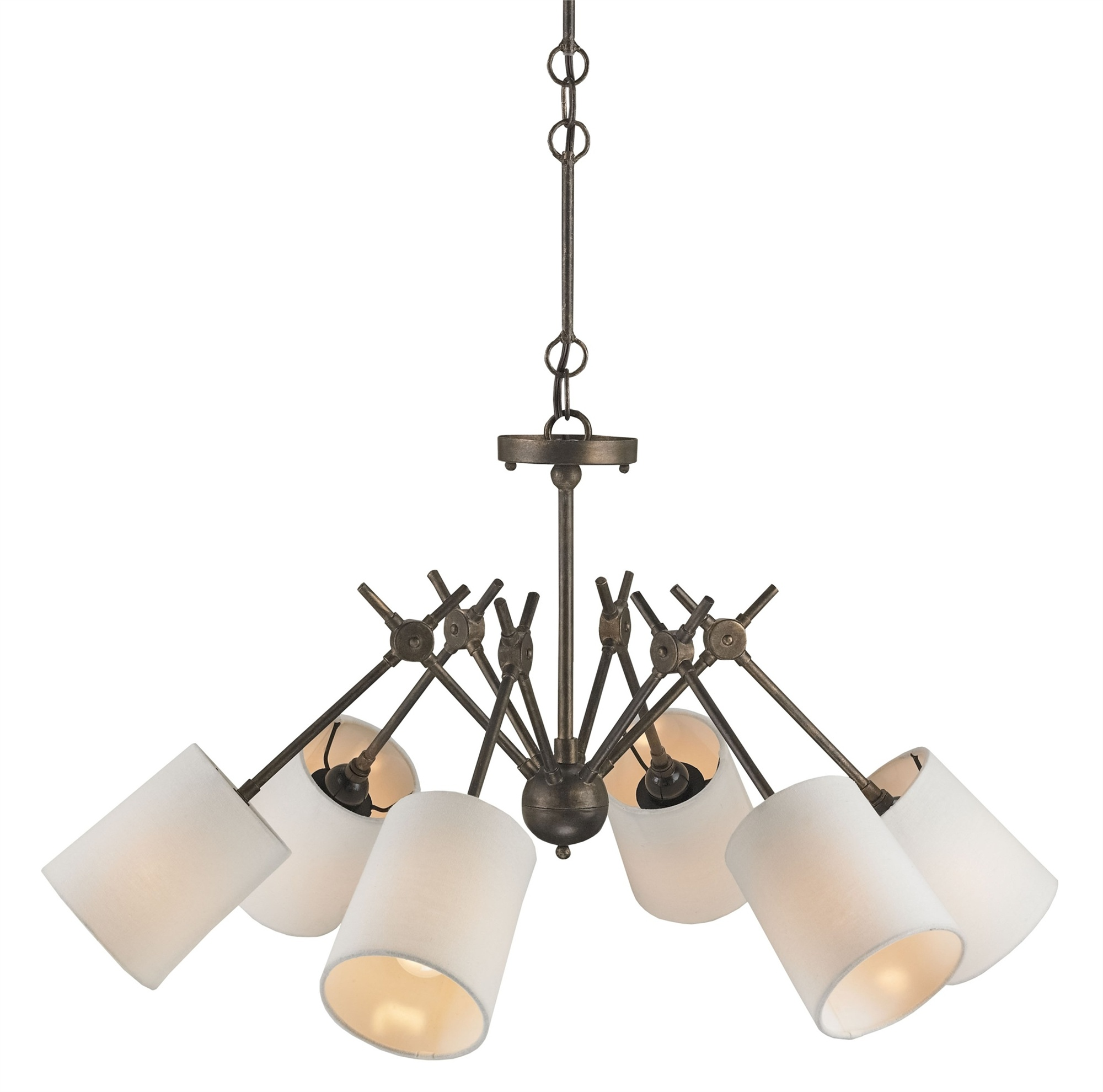 Currey & Company Compass Chandelier