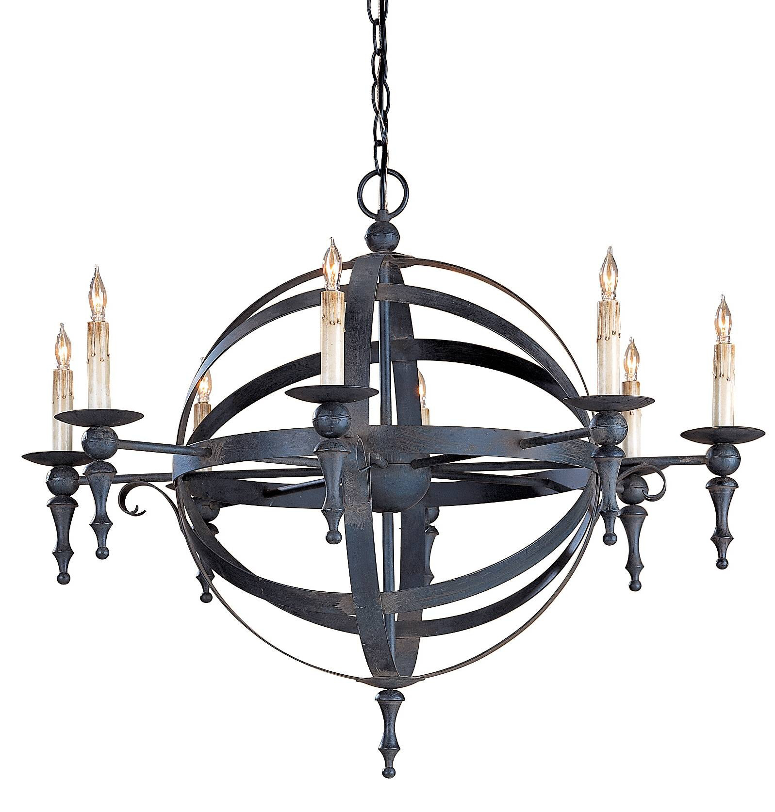 Currey and company chandelier at home and interior design ideas inspirational currey u company armillary sphere chandelier arubaitofo Choice Image