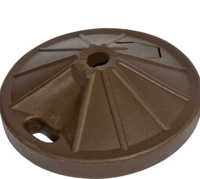 Umbrellas 50# Umbrella Base - Brown