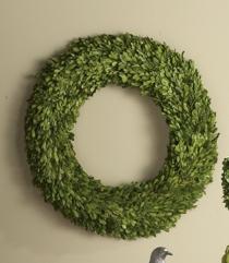 28 Inch Boxwood Wreath