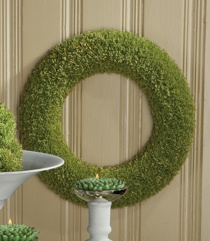 15 Inch Seed Wreath