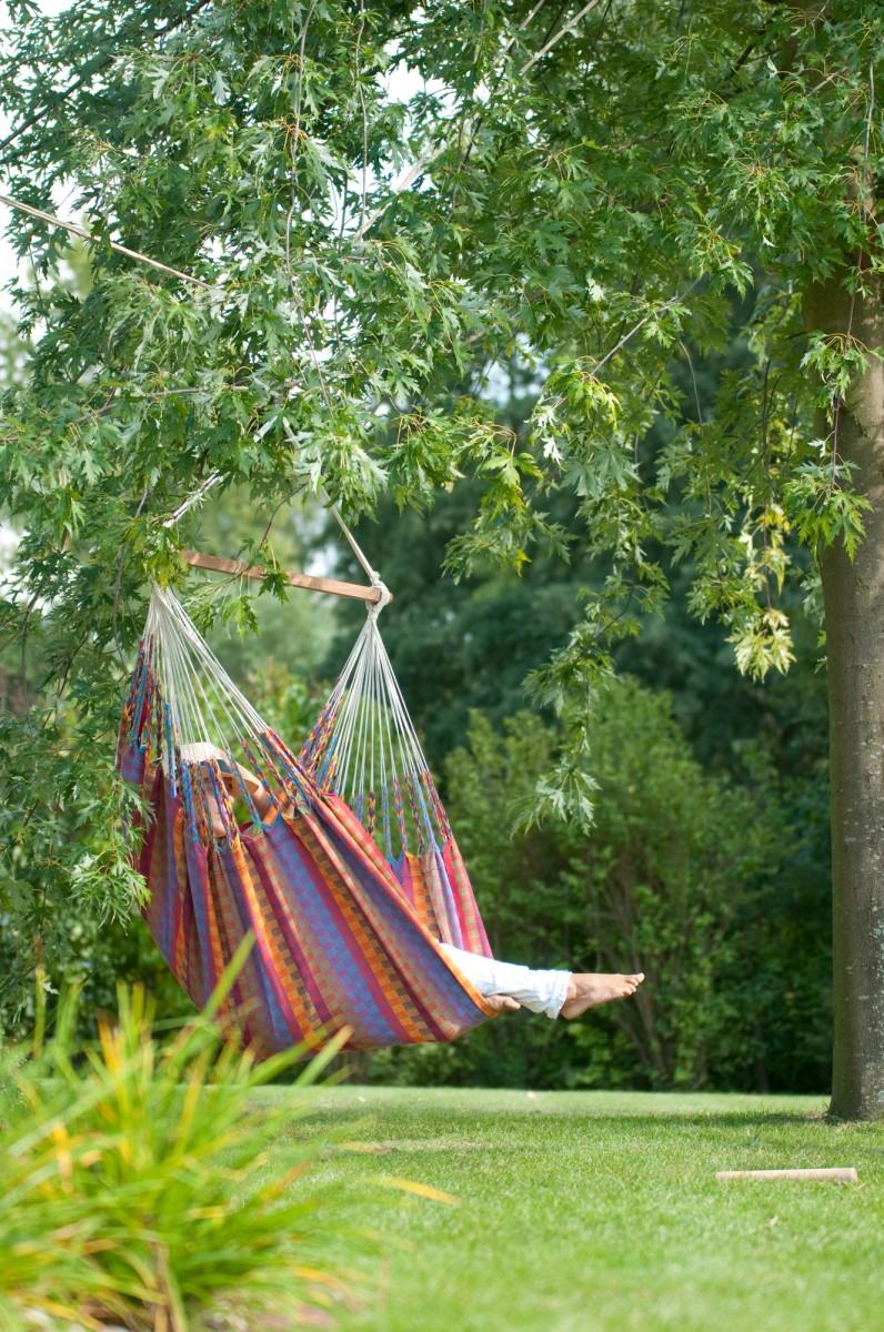 La Siesta Large Columbia Carolina Hammock Chair