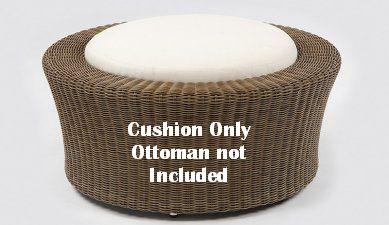 Kingsley-Bate Carmel Deep Seating Ottoman Replacement Cushion