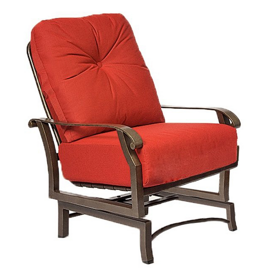 Cortland Cushion Aluminum Spring Lounge Chair