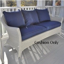 Kingsley-Bate Cape Cod Deep Seating Sofa Seat & Back Cushion