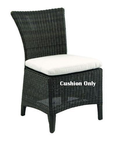 Kingsley-Bate Culebra Dining Side and Armchair Seat Cushion